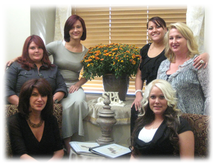 Silver Leaf Spa Team